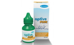OPTIVE PLUS očné kvapky 10 ml