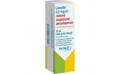 LIVOSTIN nosný spray 0,5 mg 10 ml