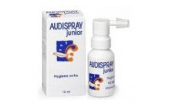 AUDISPRAY JUNIOR ušný sprej 25 ml