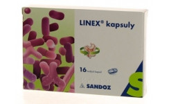 LINEX kapsuly 16 cps