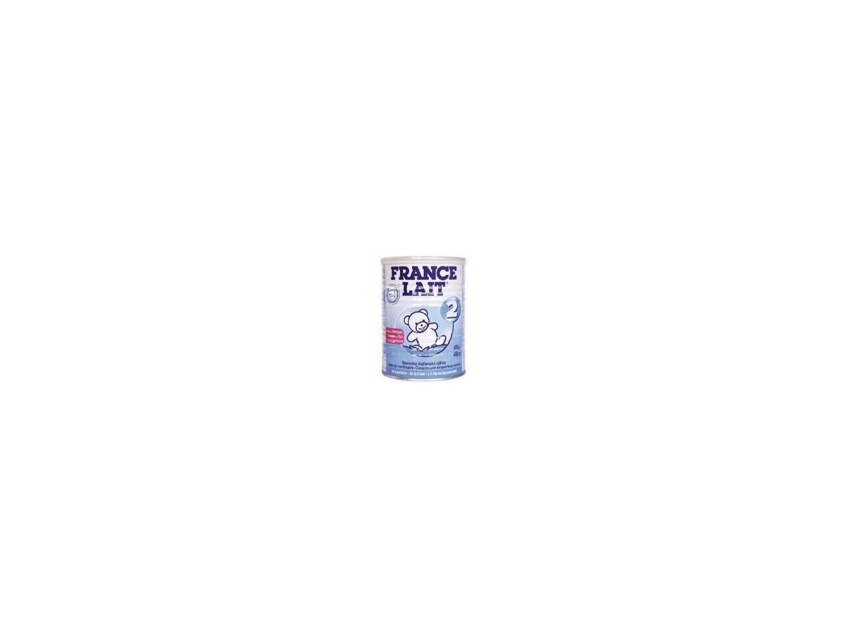 40c2a3327 FRANCE LAIT 2 mliečna výživa (6-12 mesiacov) 1x400 g - DRUG-STORE.SK