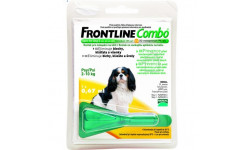 FRONTLINE COMBO SPOT ON DOG S 2-10kg, 1x0,67ml
