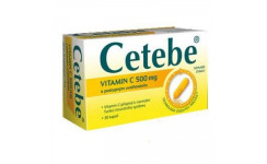 Cetebe 500 mg 30 cps