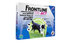 Frontline Tri-Act pro psy Spot-on M (10-20 kg) 1x2ml