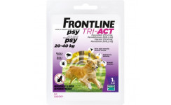 Frontline Tri-Act pro psy Spot-on L (20-40 kg) 1x4ml