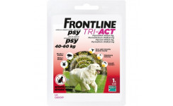 Frontline Tri-Act pro psy Spot-on XL (40-60 kg) 1x6ml