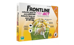 Frontline Tri-Act pro psy Spot-on S (5-10 kg) 1x1ml