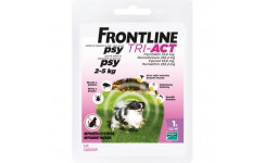 Frontline Tri-Act pro psy Spot-on XS (2-5 kg) 1x0,5ml