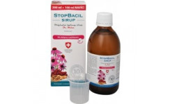 STOPBACIL SIRUP - DR.WEISS 150 ml