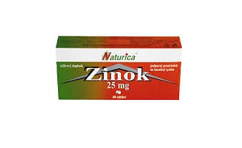 ZINOK 25 mg 60 tabliet