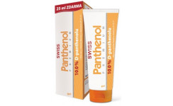 SWISS Panthenol Premium gél 100+25ml