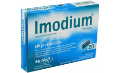 IMODIUM cps 20x2mg