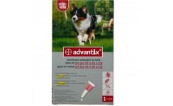 ADVANTIX SPOT ON od 10-25kg 1x2,5ml