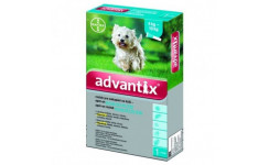 ADVANTIX SPOT 4-10kg 1x 1,0 ml