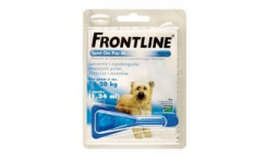 FRONTLINE SPOT ON DOG M 10-20kg, 1x1,34ml