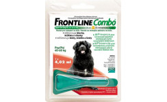 FRONTLINE COMBO SPOT ON DOG XL 40-60 kg, 1x4,02 m