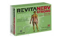 Master Pharm REVITANERV STRONG 30 tbl