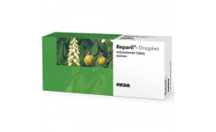 REPARIL DRAGÉES 20mg 40tbl