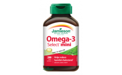Jamieson Omega-3 Select mini 200 cps.