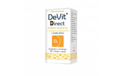 DeVit Direct 10 000 IU sprej 1x6 ml