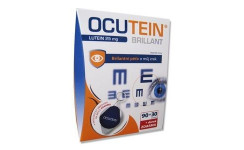 OCUTEIN BRILLANT LUTEIN 25 MG 60TAB+ KVAPKY 15ML