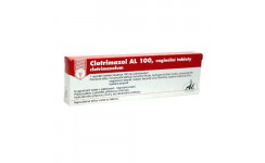 CLOTRIMAZOL AL 100 tbl vag 100 mg 1x6 ks