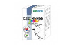 EDENPHARMA KOLOSTRUM JUNIOR 30tbl