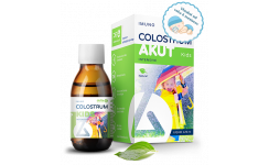 DELTA COLOSTRUM AKUT KIDS SIRUP 100% NATURAL 125ML
