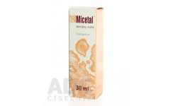 MICETAL 1% SPRAY SOL 30ML